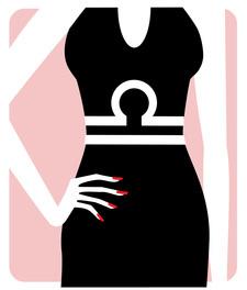 la femme balance