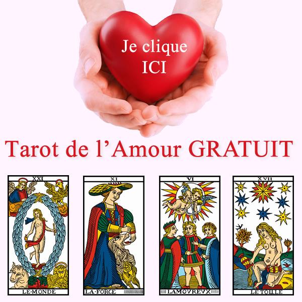 tarot amour gratuit